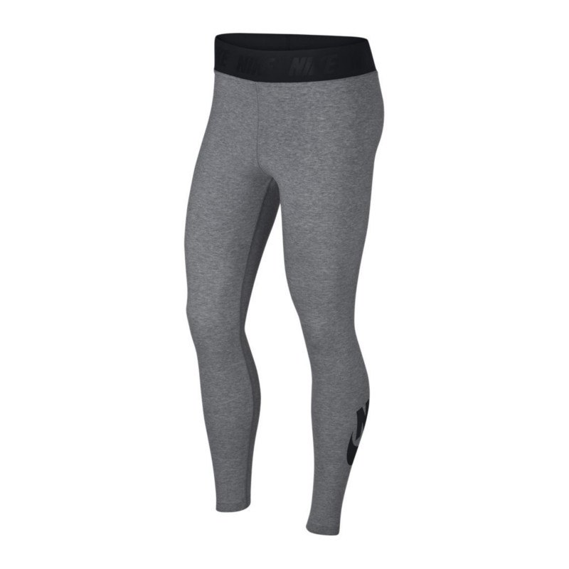 Nike Leg-A-See Legging Tight Damen Grau F091 - grau