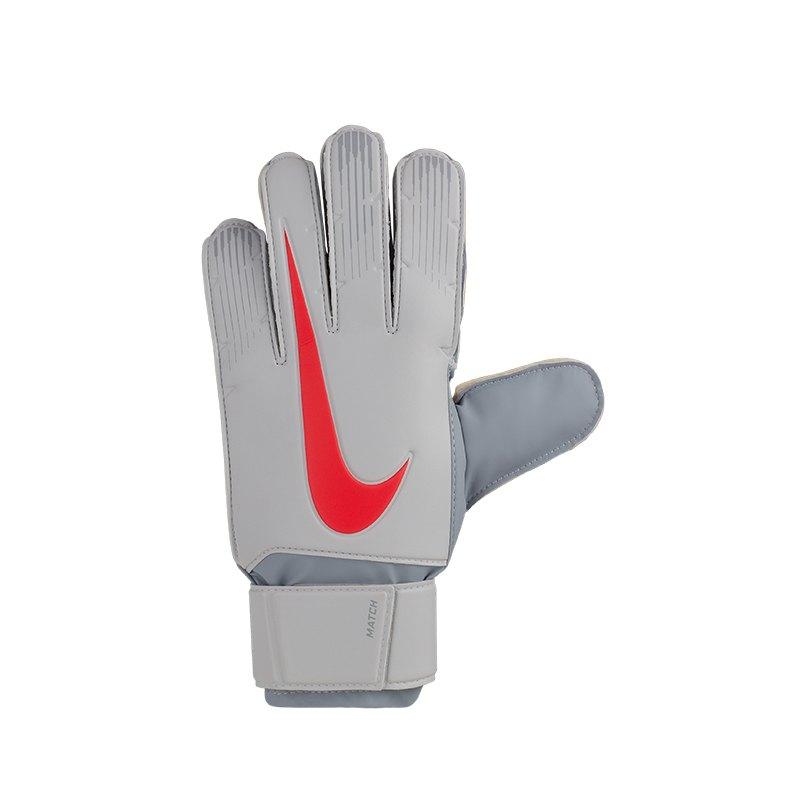 Nike Match Torwarthandschuh Grau F043 - grau