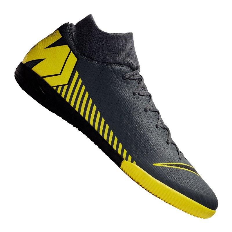 Nike Mercurial SuperflyX VI Academy IC F070 - grau