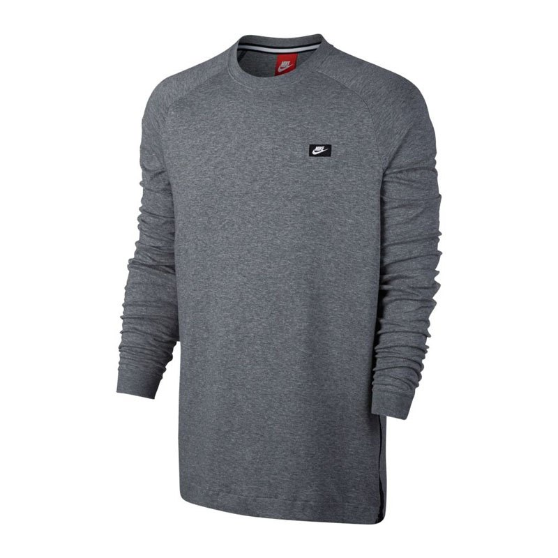 nike modern crew sweatshirt pullover lifestyle pulli. Black Bedroom Furniture Sets. Home Design Ideas