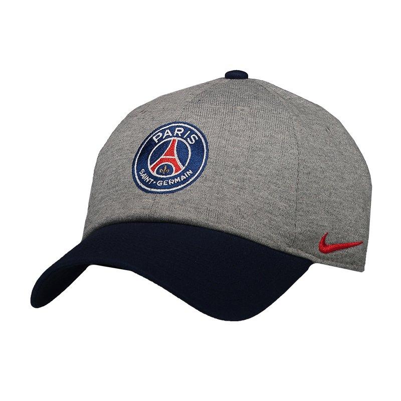 Nike Paris St. Germain H86 Cap Kappe Grau F064 - grau