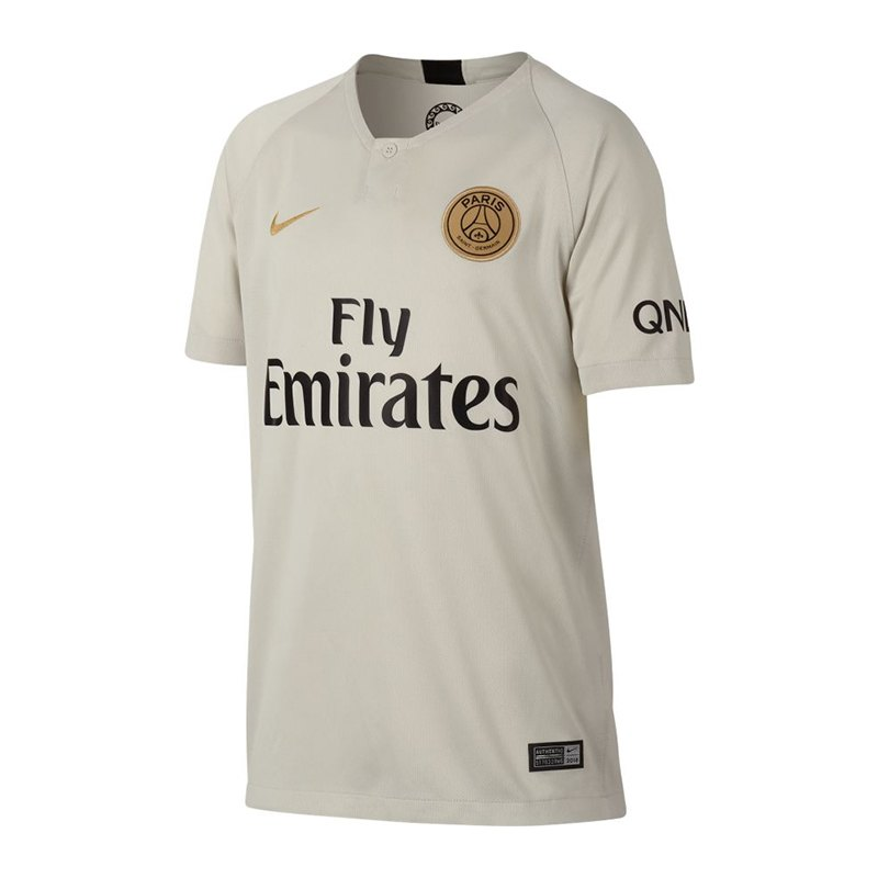 Nike Paris St. Germain Trikot Away Kids 2018/2019 F073 - grau