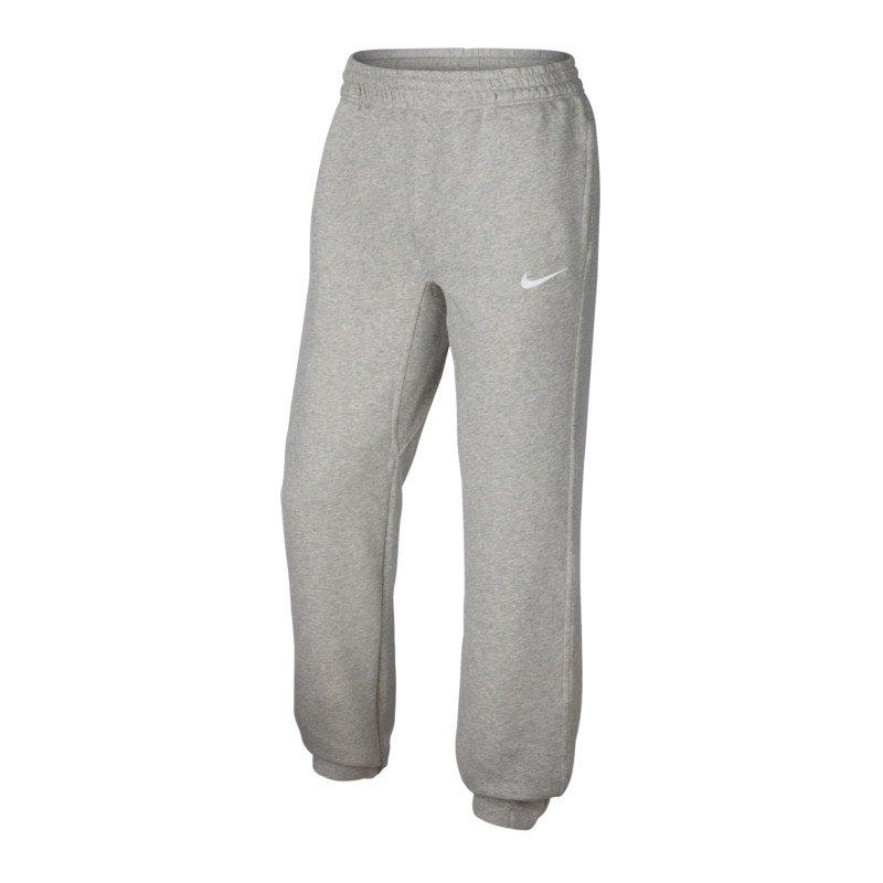 Nike Team Club Cuff Pant Hose lang Kids F050 - grau