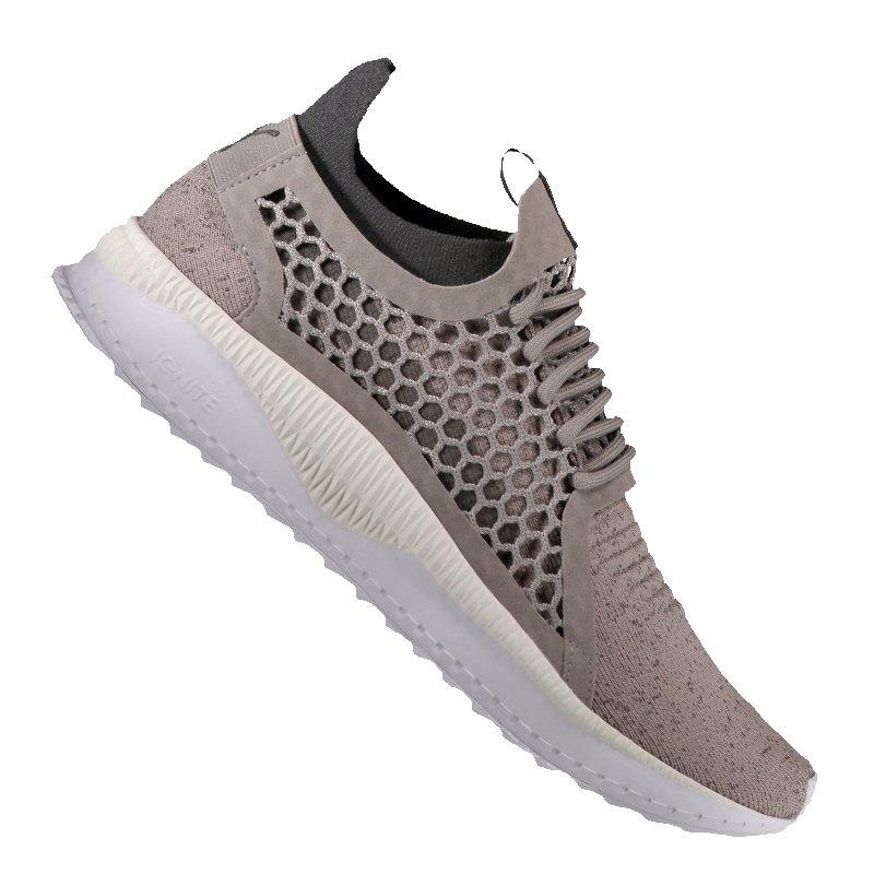 PUMA Tsugi Netfit v2 evoKNIT Sneaker Grau F05 - grau
