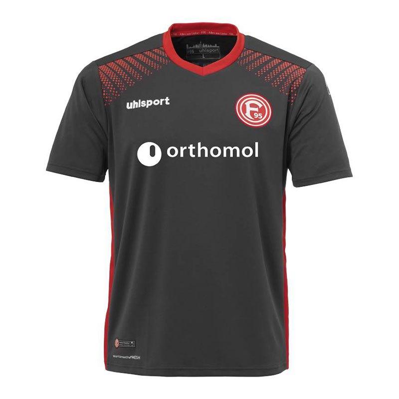 Uhlsport Fortuna Düsseldorf Trikot 3rd 2017/2018 - grau