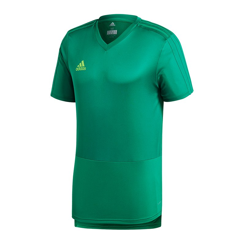 adidas Condivo 18 Training T-Shirt Grün - gruen