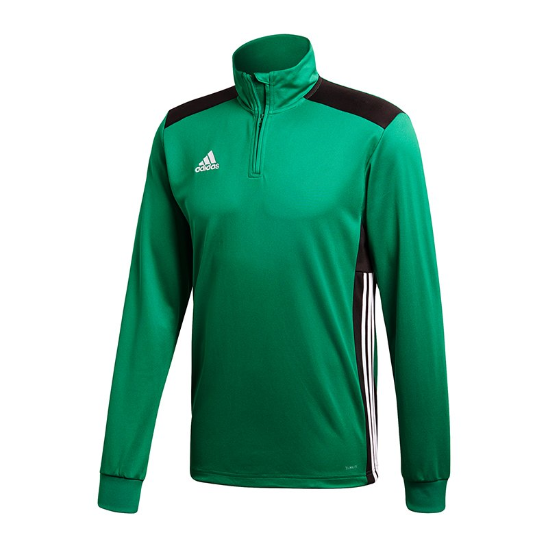 adidas Regista 18 Training Top Kids Grün Schwarz - gruen