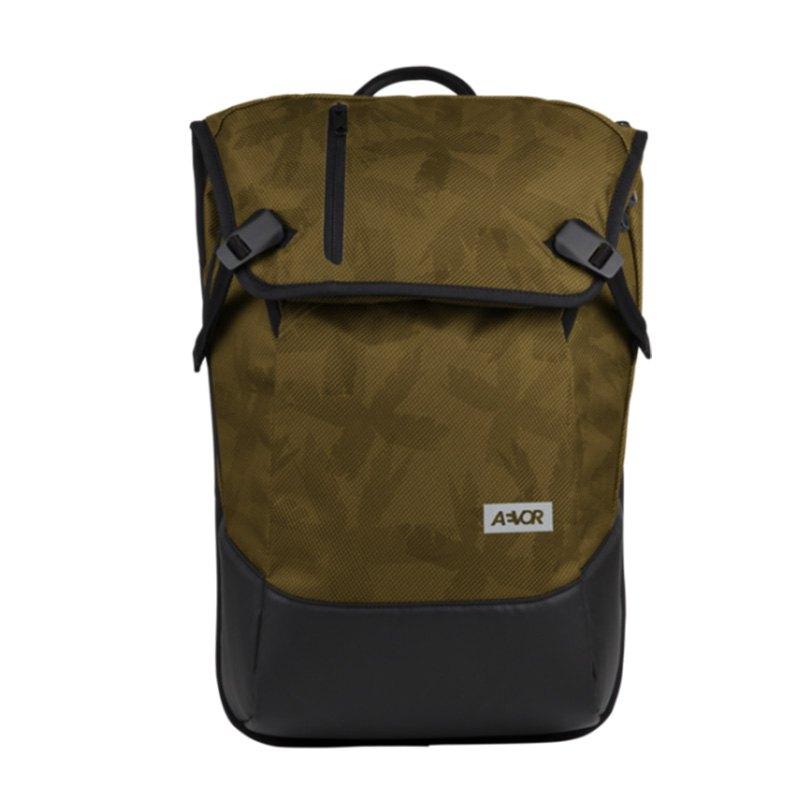 AEVOR Backpack Daypack Rucksack Grün F9J1 - gruen