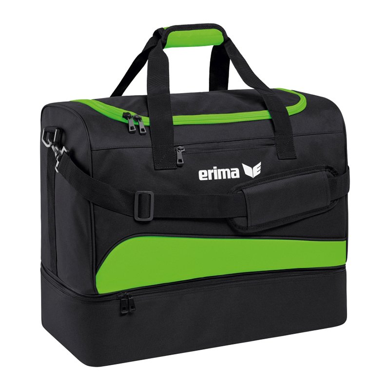 Erima Club 1900 2.0 Bottom Case Bag Gr.M Grün - gruen