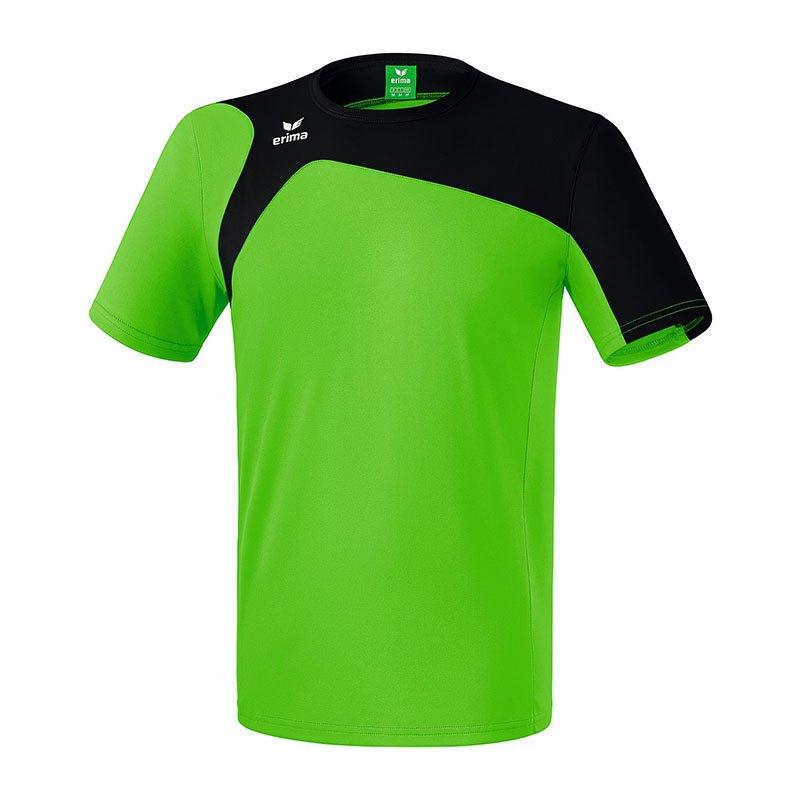 Erima Club 1900 2.0 T-Shirt Kids Grün Schwarz - gruen
