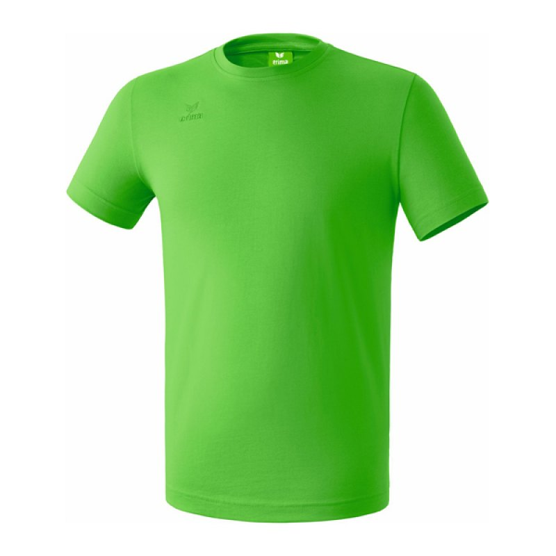 Erima Teamsport T-Shirt Kids Grün - gruen