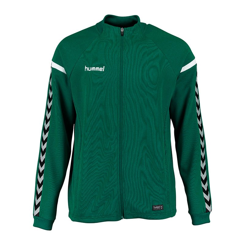 Hummel Authentic Charge Zip-Jacke Grün F6140 - gruen