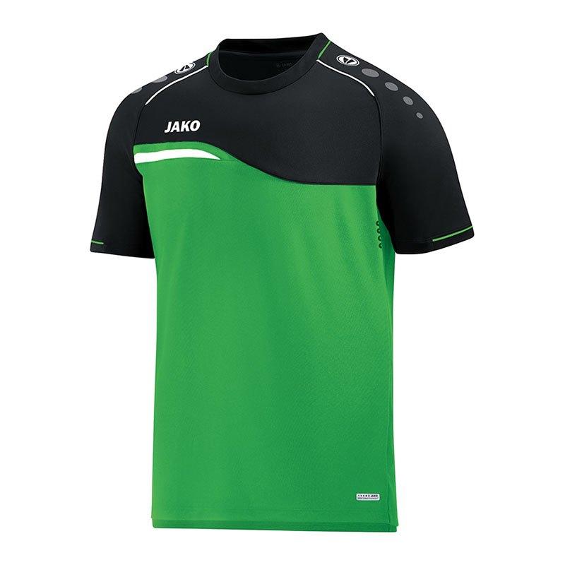 Jako Competition 2.0 T-Shirt Kids Grün F22 - gruen