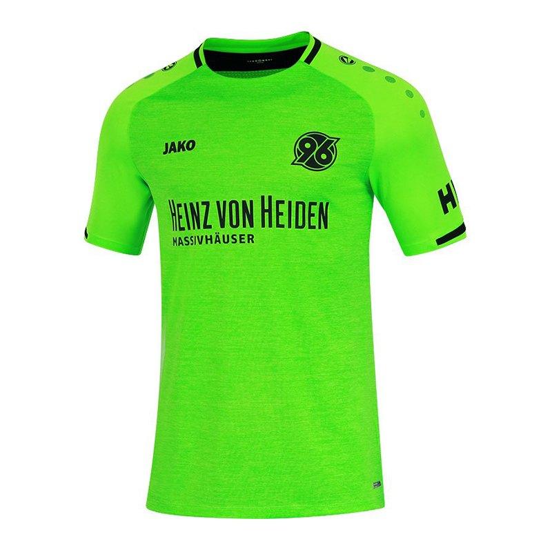 Jako Hannover 96 Trikot 3rd 2018/2019 Grün F27 - gruen