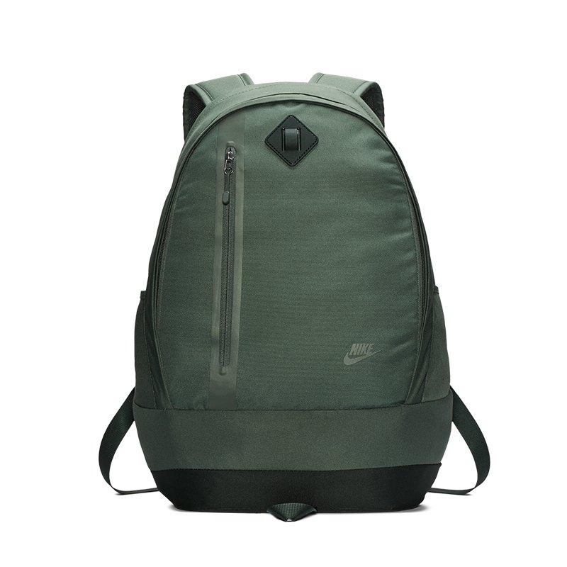 Nike Cheyenne Solid Backpack Rucksack Grün F344 - gruen
