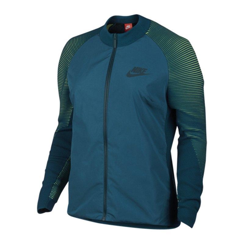 Nike Dynamic Reveal Jacket Damen Grün F351 - gruen