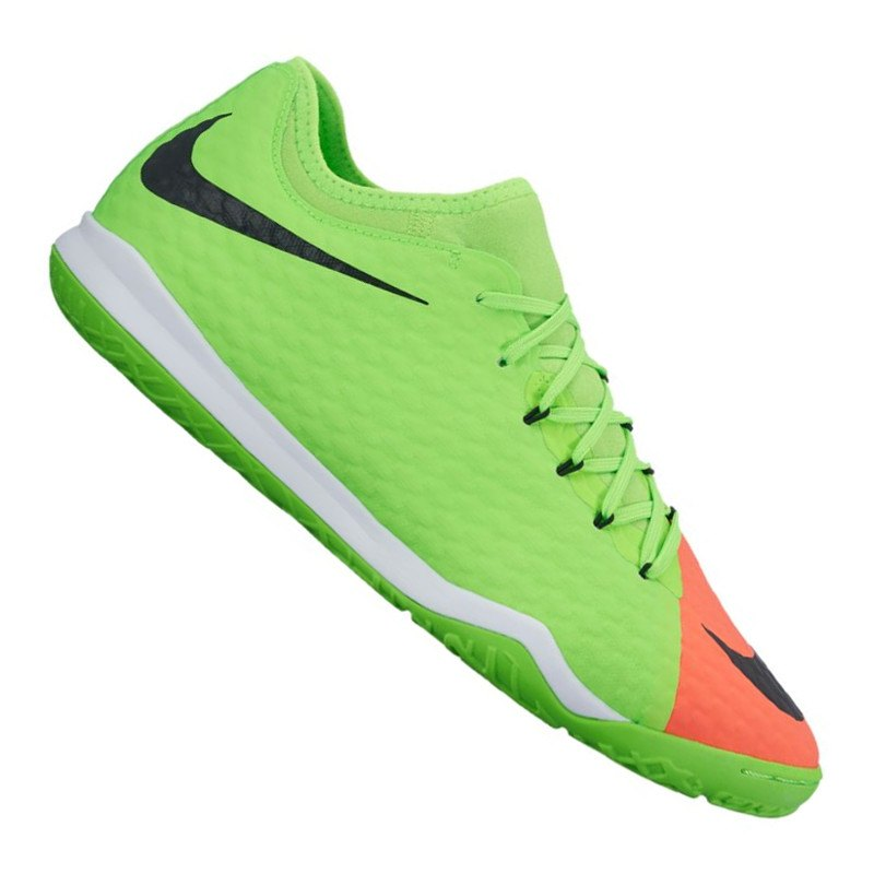Nike Hypervenom X Finale II IC Grün F308 - gruen