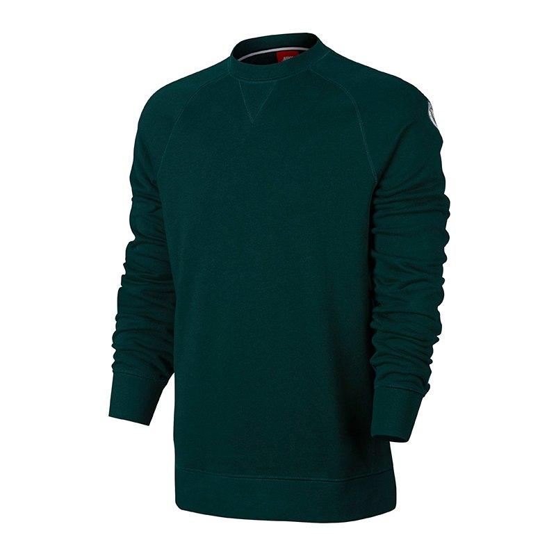 Nike Manchester City FC Authentic Sweatshirt F336 - gruen