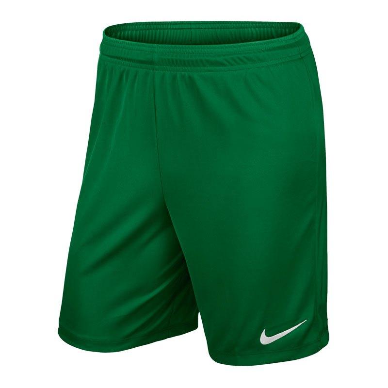 Nike Park II Short ohne Innenslip Kids Grün F302 - gruen