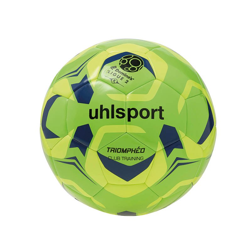 Uhlsport Triompheo Club Trainingsball Grün F05 - gruen