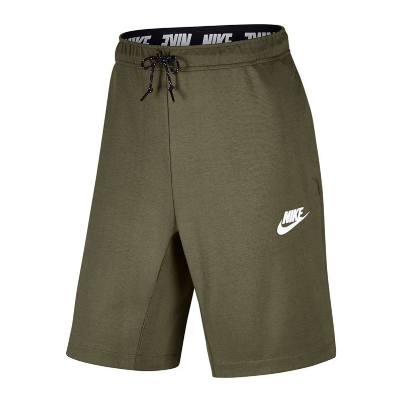 nike advance 15 short hose kurz khaki f222 hose. Black Bedroom Furniture Sets. Home Design Ideas