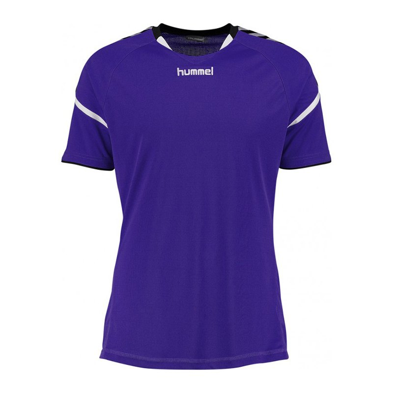 Hummel Authentic Charge SS Trikot Lila F3819 - lila