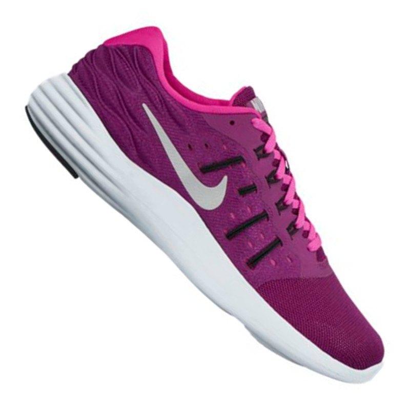 Nike Lunarstelos Running Damen Lila Silber F500 - lila