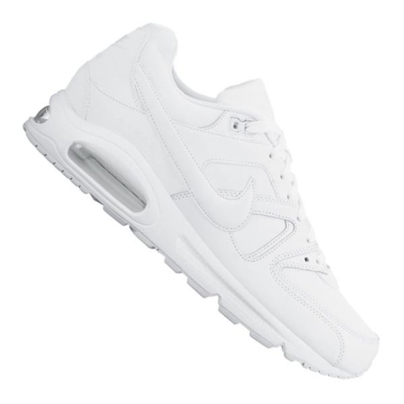 nike air max command leather sneaker weiss f102 weiss. Black Bedroom Furniture Sets. Home Design Ideas