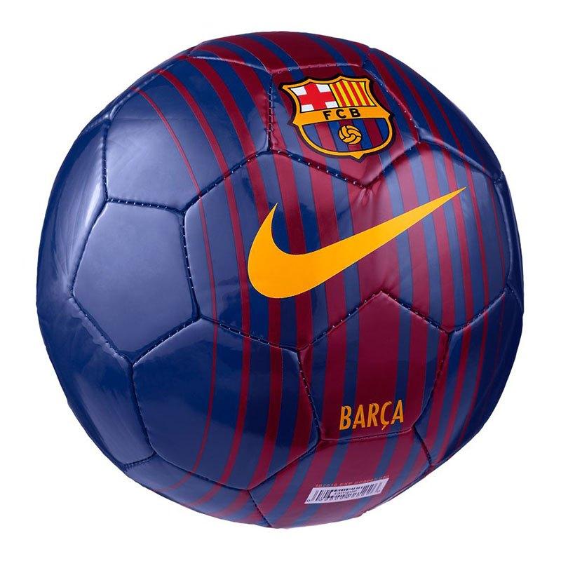nike fc barcelona skills miniball blau f422 fanshop fanartikel replica fussballtraining. Black Bedroom Furniture Sets. Home Design Ideas