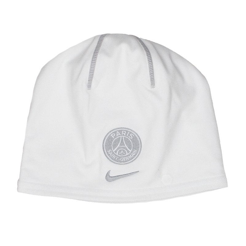 nike paris st germain training beanie f100 weiss. Black Bedroom Furniture Sets. Home Design Ideas