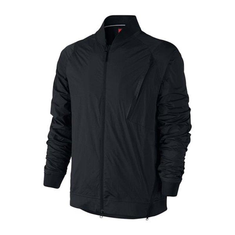 nike jacke varsity fullzip jacket schwarz f010 lifestyle. Black Bedroom Furniture Sets. Home Design Ideas