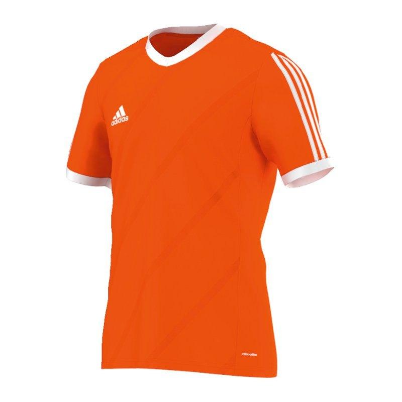adidas Tabela 14 Trikot kurzarm Orange - orange