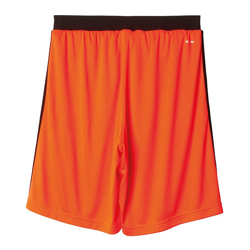 adidas ufb short hose kurz orange schwarz orange. Black Bedroom Furniture Sets. Home Design Ideas