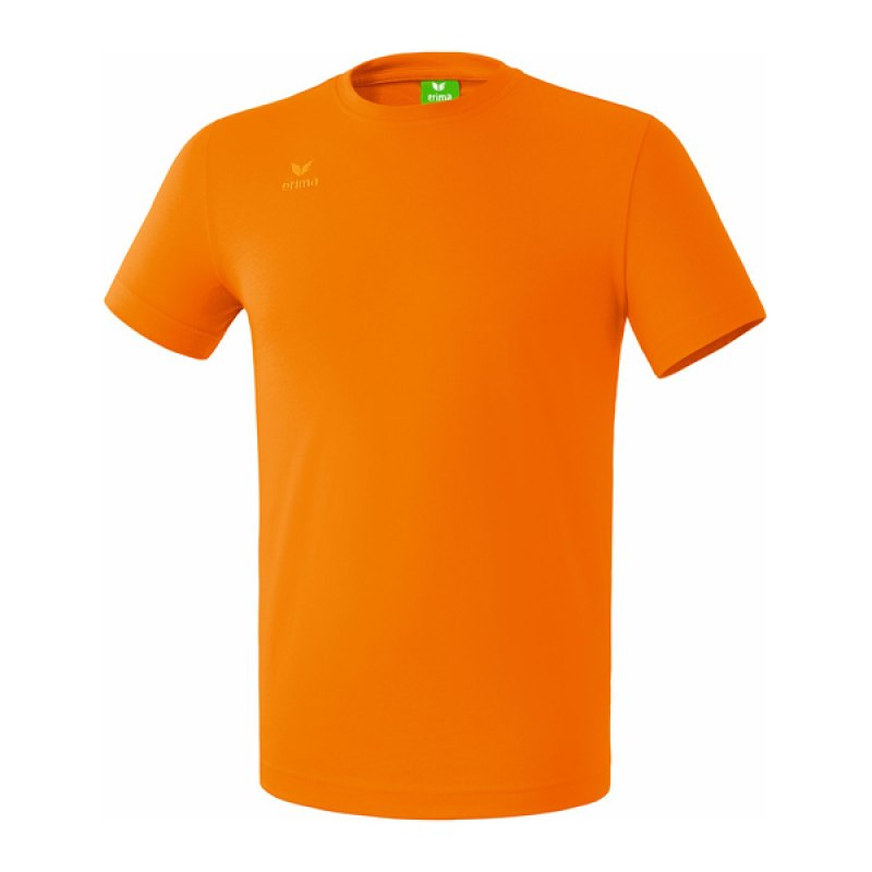 Erima Teamsport T-Shirt Orange - orange
