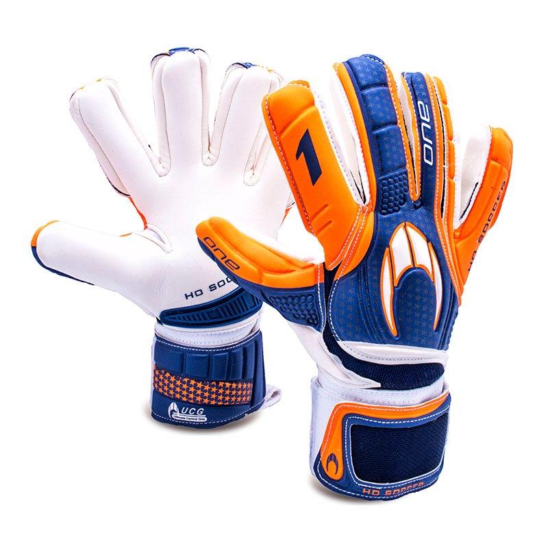 HO Soccer One Negative UCG TW-Handschuh Orange - orange
