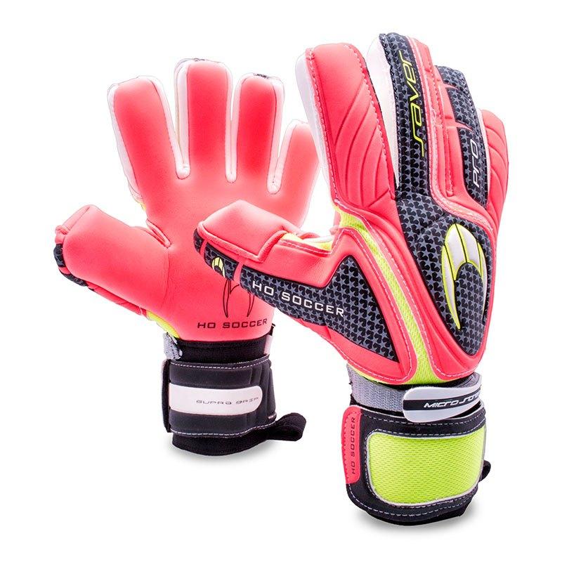 HO Soccer Pro Saver Negative Supra Grip Orange - orange
