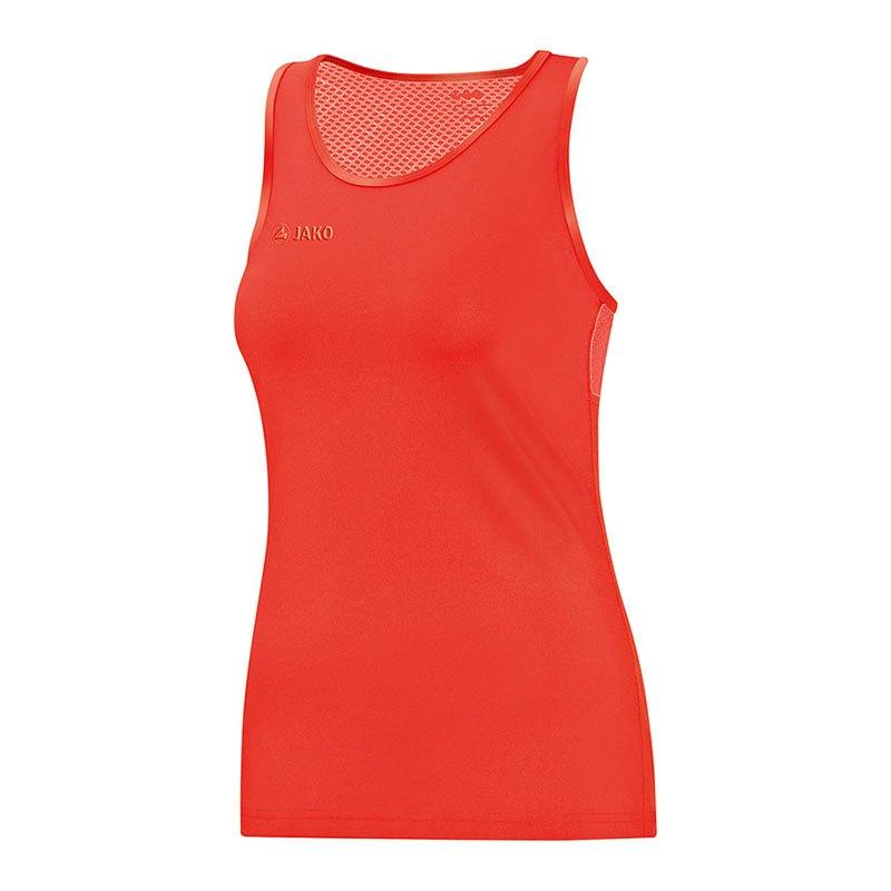 Jako Move Tanktop Damen Orange F41 - orange