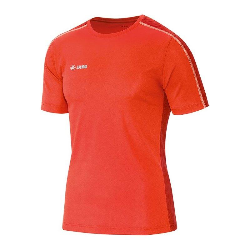 Jako Sprint T-Shirt Running Orange F18 - orange