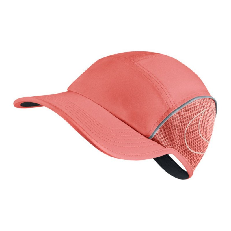 Nike AeroBill AW84 Cap Running Damen Orange F827 - orange