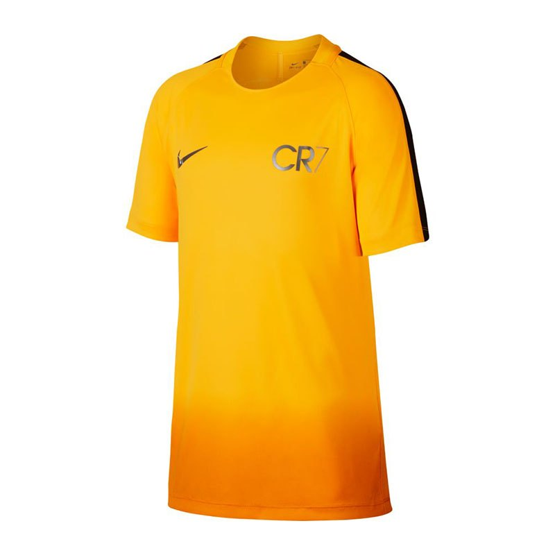 Nike dry cr7 squad football top t shirt kids kinder for Nike youth football t shirts