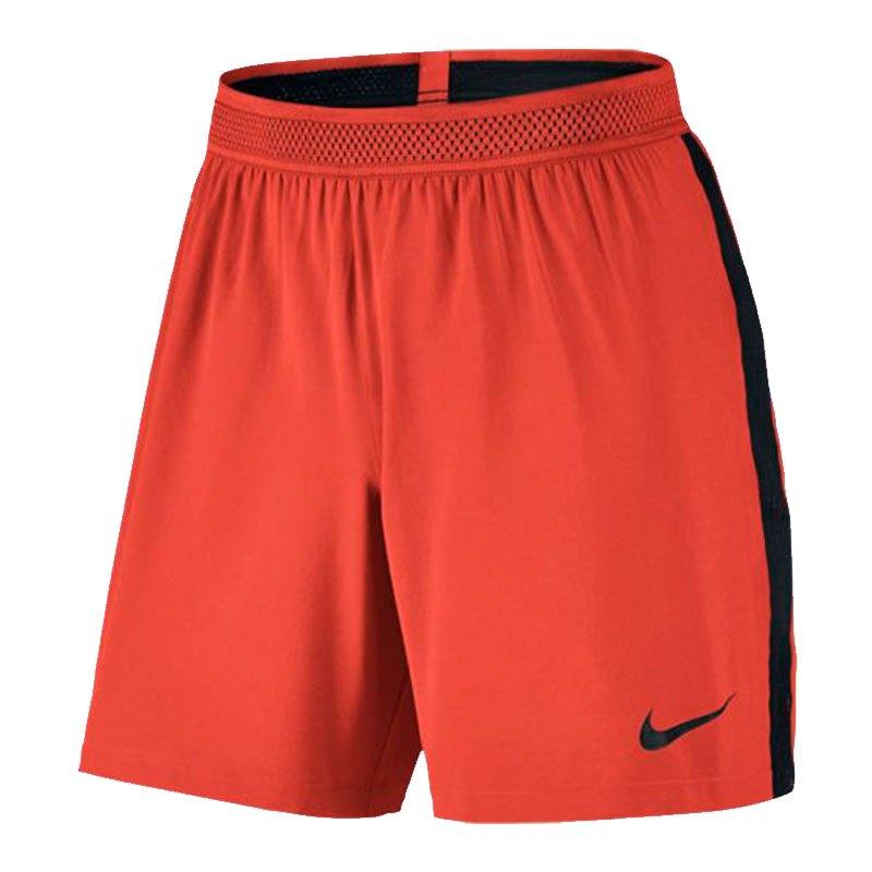 Nike Flex Strike Short Orange Schwarz F852 - orange
