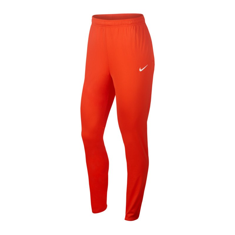 Nike Football Pant Hose lang Damen Orange F852 - orange