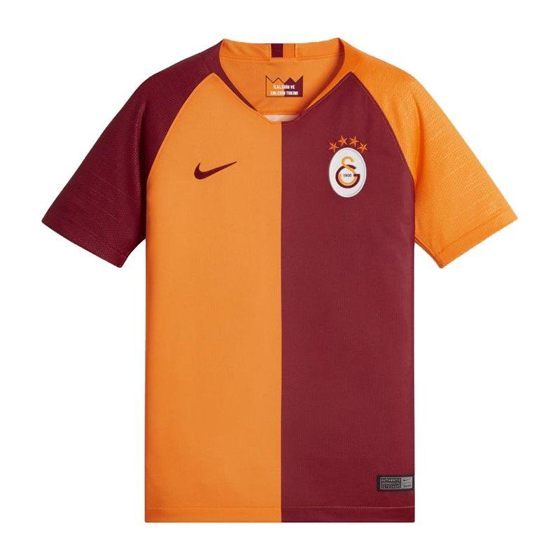 Nike Galatasaray Istanbul Trikot Home 18/19 F837 - orange