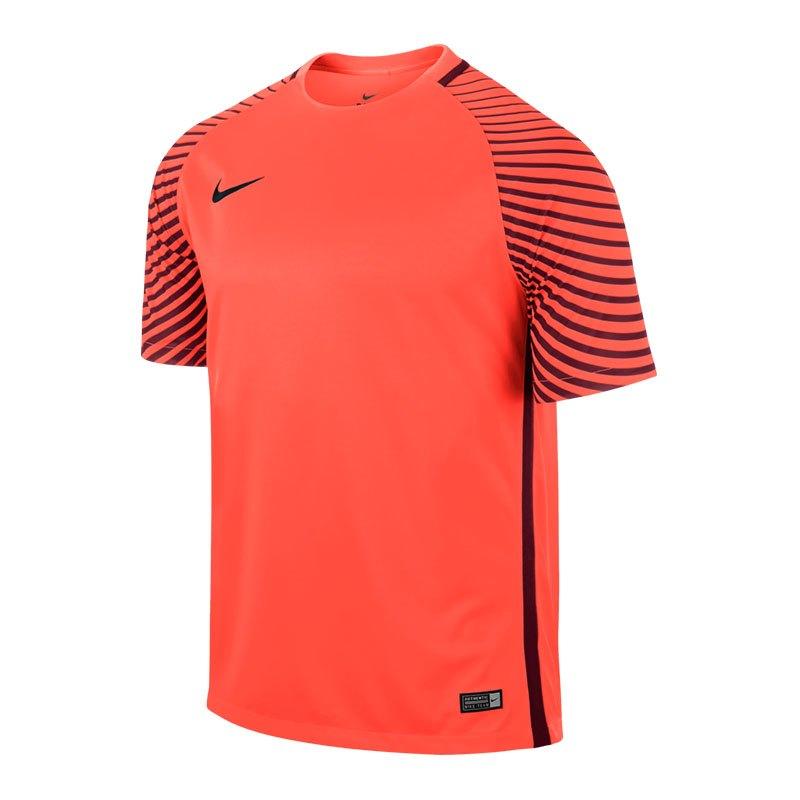 Nike Gardien Trikot kurzarm Orange F671 - orange