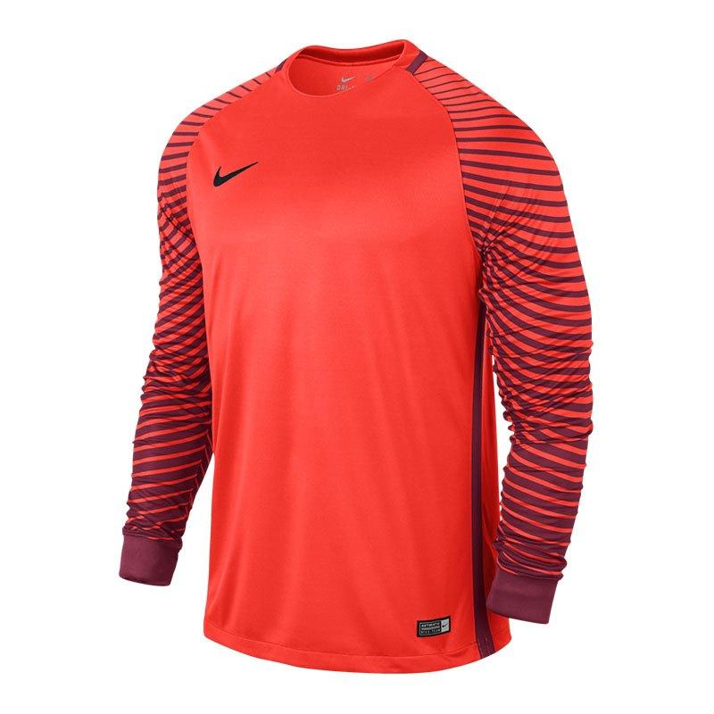 Nike Gardien Trikot langarm Kids Orange F671 - orange