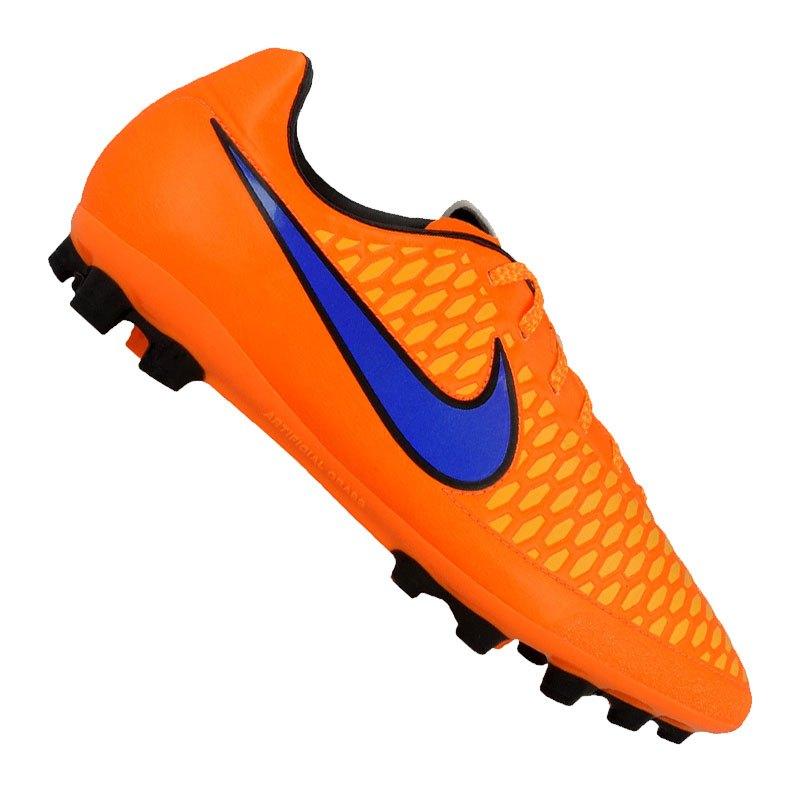 Nike Magista Onda AG-R Orange Lila F858 - orange