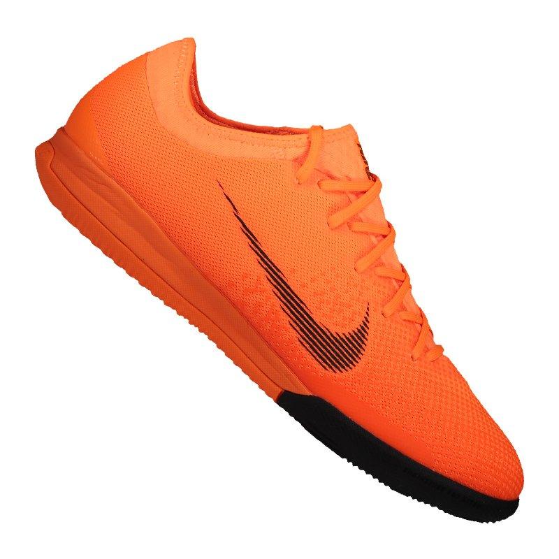 Nike Mercurial VaporX XII Pro IC Orange F810 - orange