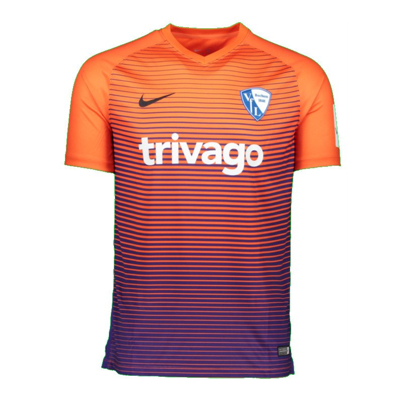 Nike VfL Bochum Trikot 3rd Kids 2017/2018 F815 - orange