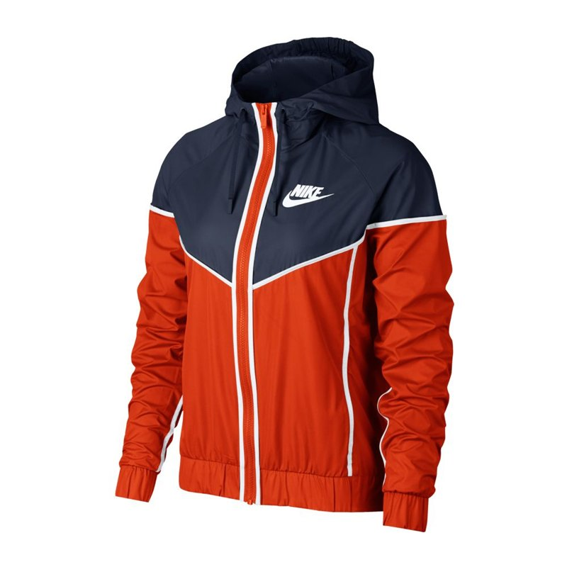 nike windrunner jacket jacke damen orange f817. Black Bedroom Furniture Sets. Home Design Ideas