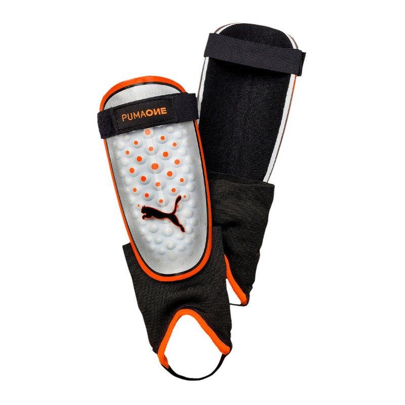 PUMA ONE 3 Ankle Sock Schienbeinschoner Orange F01 - orange